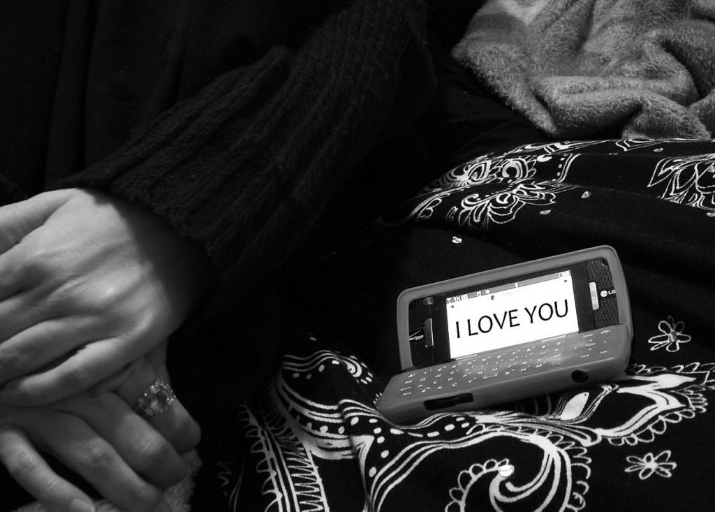 Te amo. Técnologías de búsqueda de pareja