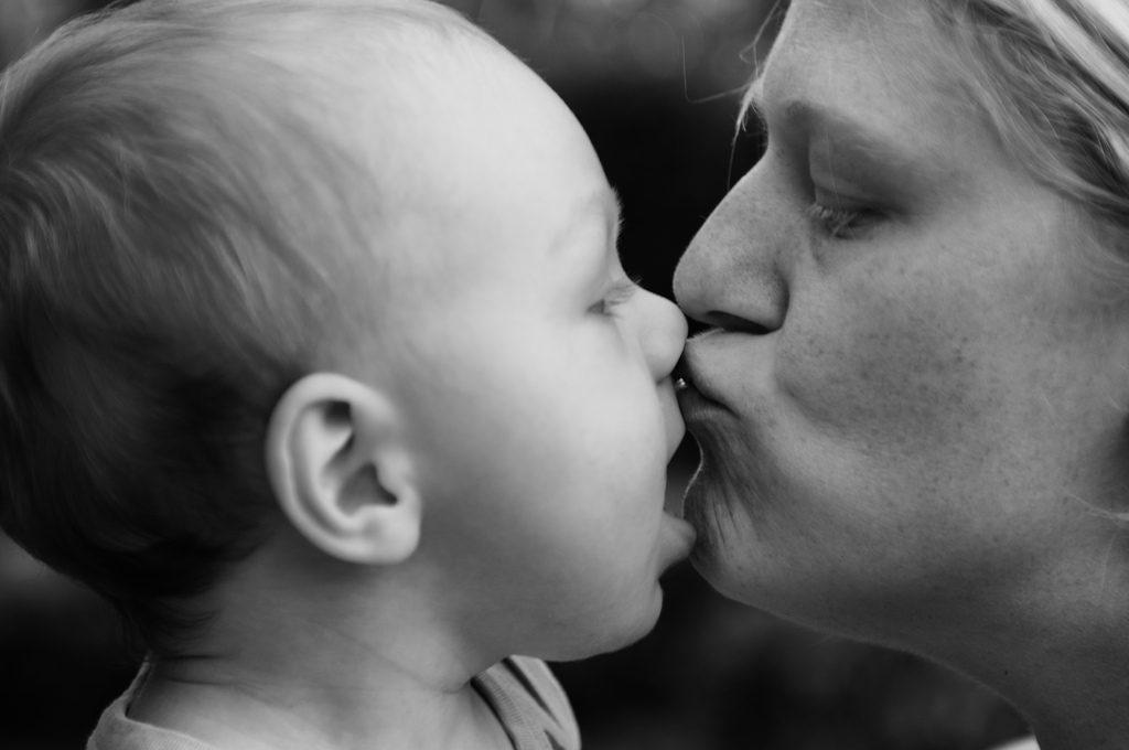 Afrontar el estrés de ser madre